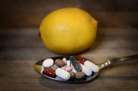 Voedingssupplementen en zelfgenezend vermogen van het lichaam